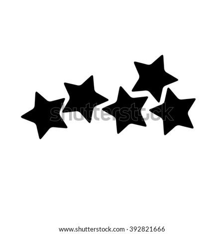 Starstar designs tattoo stock vector 392821675 shutterstock starstar designs tattoo urmus Gallery
