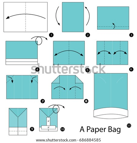 how to make a paper bag instructions