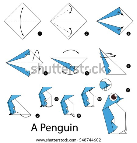 Simple origami for beginners votre art for Origami swan easy step by step