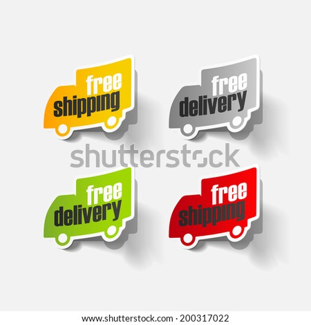 Sticker Free Shipping