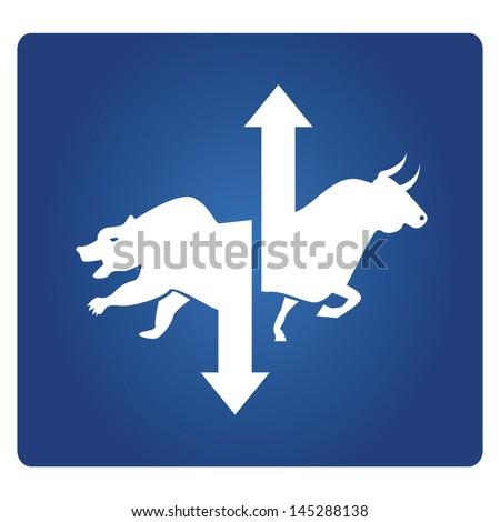 Stock Market Symbol Stock Vector 145288138 - Shutterstock