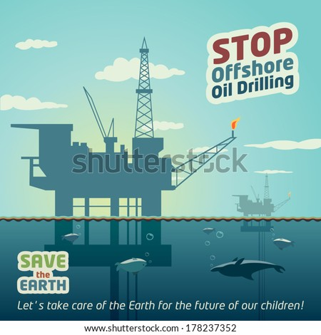 essays on offshore oil drilling