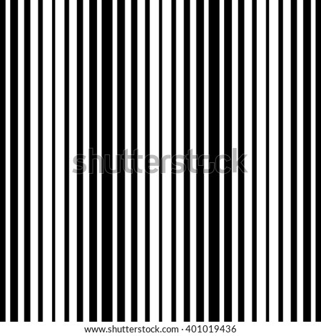 Straight, parallel vertical lines. Lineal, linear backdrop. Vertically seamless, variable width stripes.