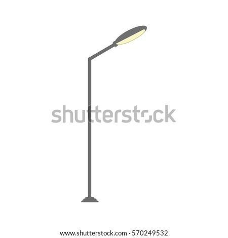 Pole Light Symbol