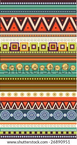 stripe pattern vector wallpaper - stock vector