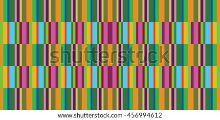 Stripe vector abstract background