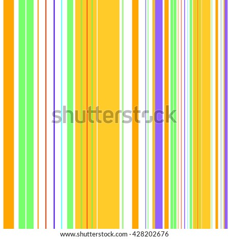 Striped seamless background. Vector