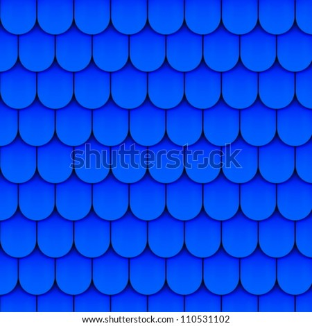 Structure of blue slate. Vector - stock vector