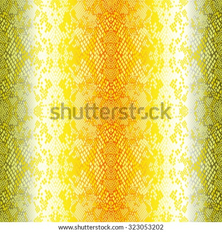 structure snakeskin - stock vector
