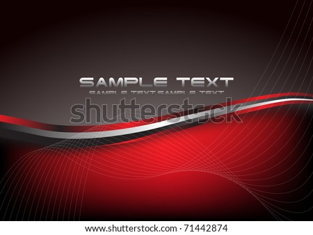 Stylish abstract background. Clip-art - stock vector