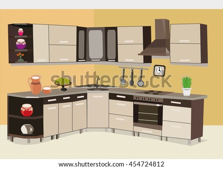 kitchen design graphics stock images royalty free images amp vectors 923