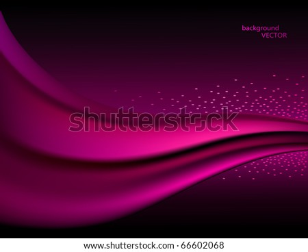 Stylish vector modern pink background - stock vector