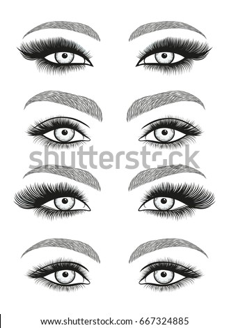 Mac Cosmetics Makeup Look For The Little Black Dress Exhibition 8 as well Swan Cosmetics 78764529 additionally How Make Small Eyes Look Bigger besides Clipart Makeup Table further Charlotte Tilbury. on eyeshadow