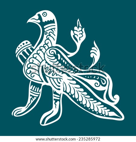 Churchs chicken logo vector