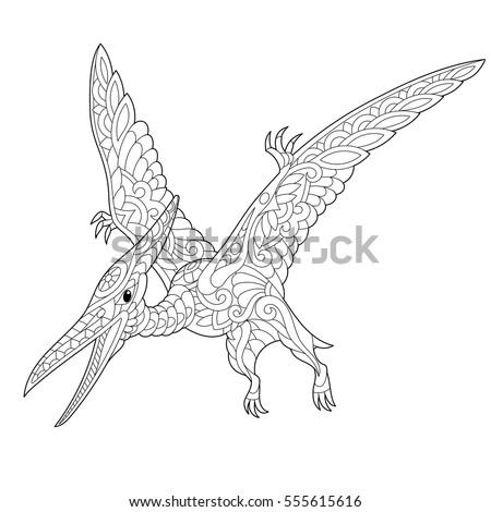 Pterodactyl Stock Images RoyaltyFree Images Vectors Shutterstock