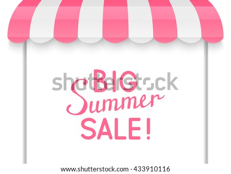 Summer sale concept for Your design