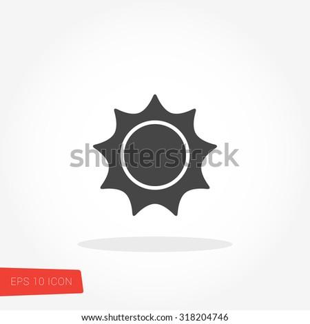 Sun Icon / Sun Icon Vector / Sun Icon Picture / Sun Icon Drawing / Sun Icon Image / Sun Icon Graphic / Sun Icon Art / Sun Icon JPG / Sun Icon JPEG / Sun Icon EPS / Sun Icon AI - stock vector