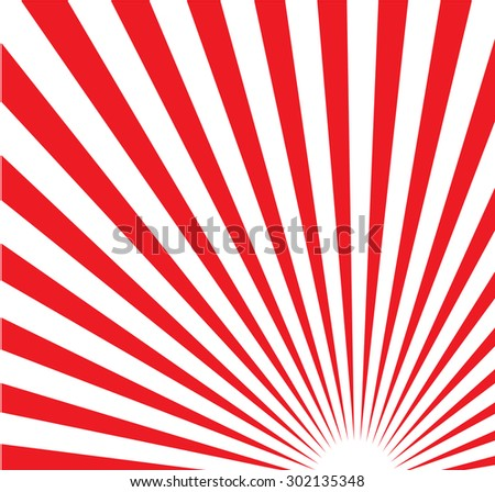 sun ray background stock vector 302135348 shutterstock rh shutterstock com sun ray vector art sun ray vector free