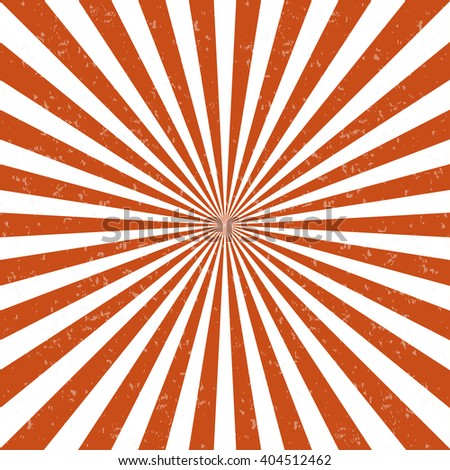 Sun rays - stock vector