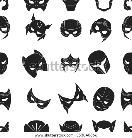 Superhero Mask Stock Images, Royalty-Free Images & Vectors