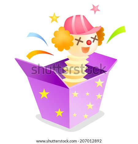 Surprise icon - stock vector