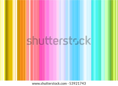 sweet colors background NO TRANSPARENCY - stock vector