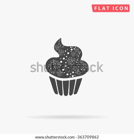 Sweet cupcake Icon Vector. Sweet cupcake Icon JPEG. Sweet cupcake Icon Art. Sweet cupcake Icon Image. Sweet cupcake Icon JPG. Sweet cupcake Icon EPS. Sweet cupcake Icon AI. Sweet cupcake Icon Drawing - stock vector