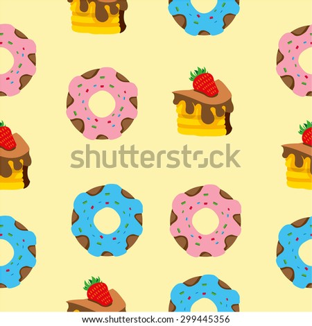 sweets candy store texture