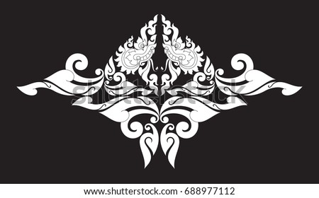 Bodhi vector stock images royalty free images vectors for Thin line tattoo artists near me