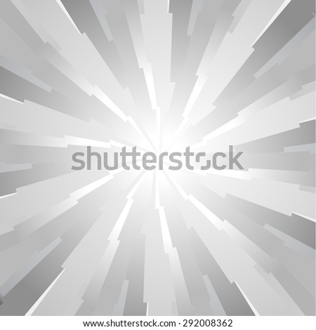 Swirling background. Abstract shapes forming vortex phenomenon - stock vector