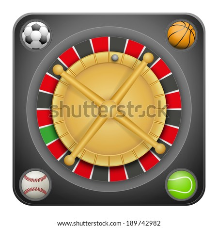 Roulette football betting