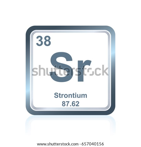 Tin Chemical Element Atomic Number Symbol Stock Vector ...