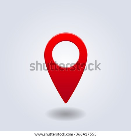 pin on maps