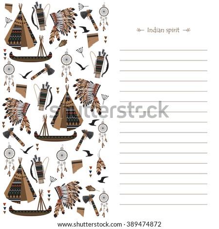 Symbols American Indians Native Americans Dream Stock Photo Photo