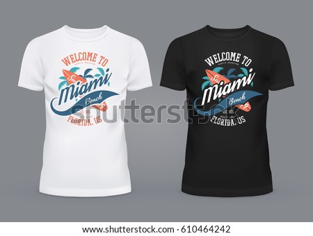 Set isolated sea ocean wave river stock vector 590843735 for T shirt printing miami fl