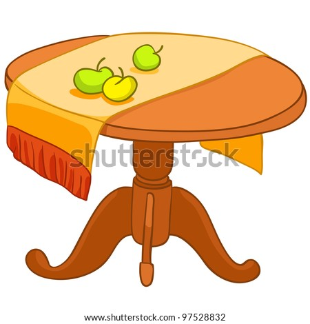 Table Cartoon Stock Images Royalty Free Images Amp Vectors