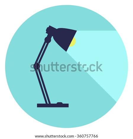 Desk Lamp Images RoyaltyFree Images Vectors – Desk Lamp Logo