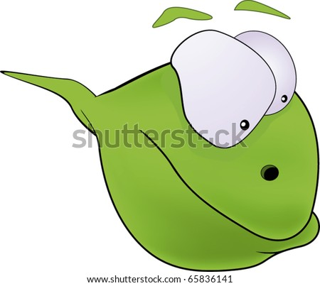 Stock Images Similar To ID 180776927 Set Of Tadpoles Cartoons