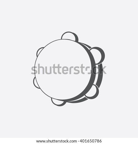 Tambourine icon. Tambourine icon vector. Tambourine icon simple. Tambourine icon app. Tambourine icon new. Tambourine icon logo.Tambourine icon sign.Tambourine icon ui.Tambourine icon draw.Tambourine. - stock vector