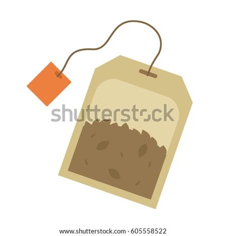 tea bag vector stock images, royalty-free images & vectors