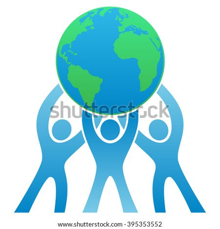 Teamwork Earth Logo