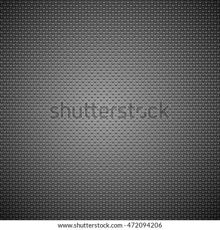 Technical metal background, vector background from circles, abstract background, wallpaper.