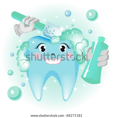 Teeth cleaning