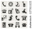 telecommunication - stock photo