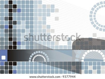 Template Abstract Background