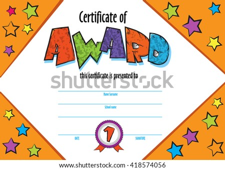 School Certificate Stock Images, Royalty-Free Images & Vectors