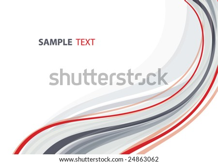 Template for corporate style