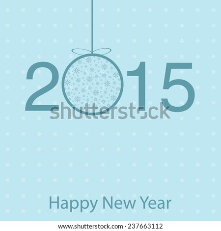 Template greeting cards 2015 new year stock vector 237663112 template greeting cards for 2015 new year greetings m4hsunfo