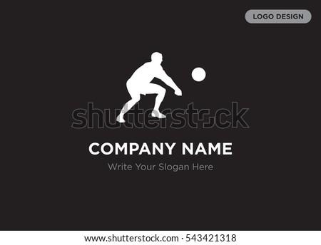 Template Elegant Business Logo Sport Services Stock Vector 543421318 ...
