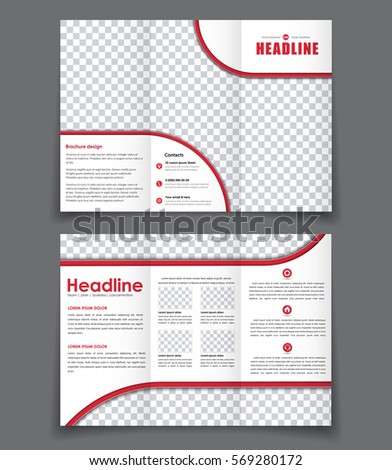 Folded Flyer Stock Images, Royalty-Free Images & Vectors ...